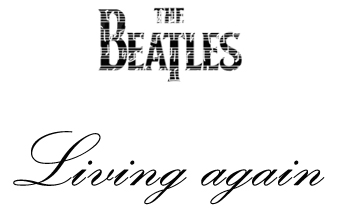 THE BEATLES LIVE AGAIN